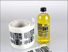 Custom Cosmetic Label Sticker Printing