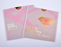 Jewelry booklet printing