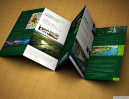 Advertising flyer Printing