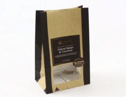 Food Grade Coffee Packing With Window