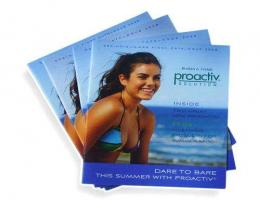 Saddle Stitch Booklet Printing