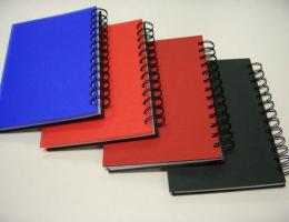 Wire O Notebooks Printing
