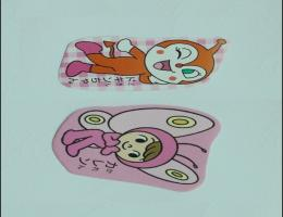 Die Cut Sticker Printing