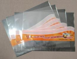 Composite self adhesive bags